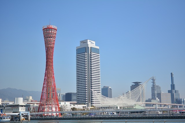 Best places to live in Japan - Kobe