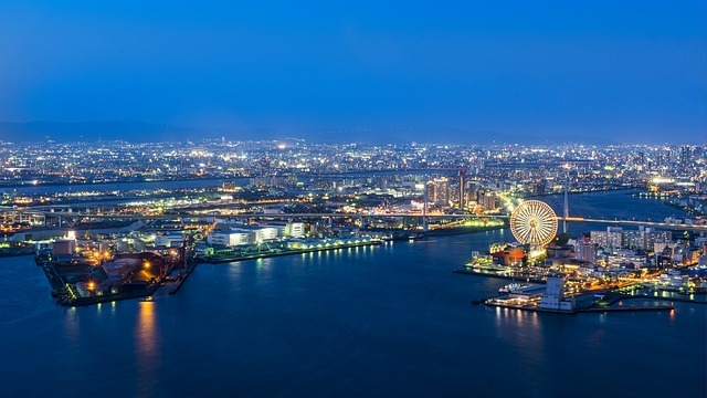 Best places to live in Japan - Osaka