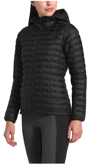 North Face Thermoball Travel Jackets