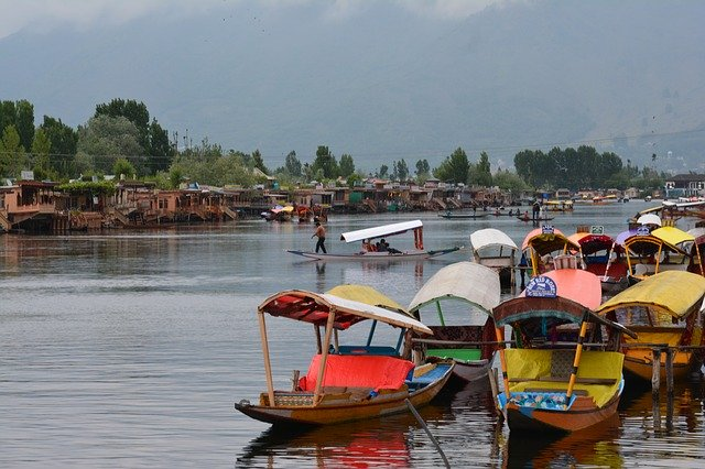 Best places to visit in Kashmir - Srinagar